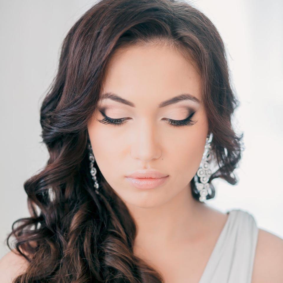 Formación Wedding make up