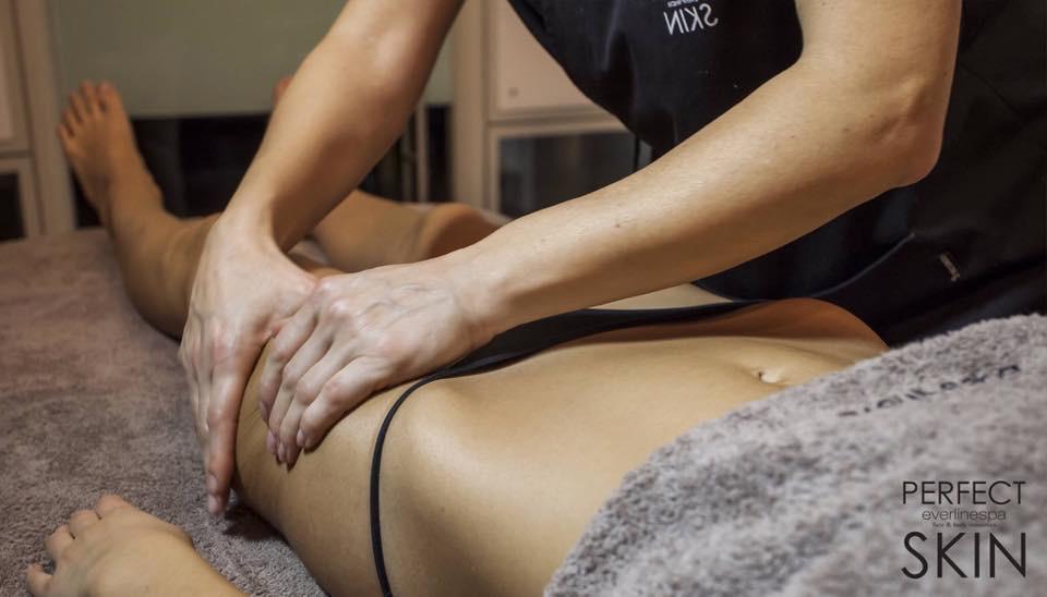 Tratamientos corporales en Élite Salón