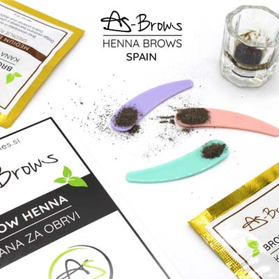 As-Brows Henna Brows Spain